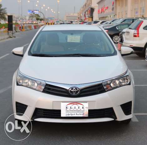 New Toyota Corolla XLI 1.6L Model 2016
