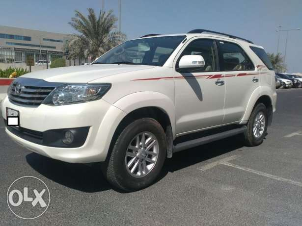 Brand new Toyota - fortuner - 2015 - 6 Cyl الريان -  1