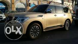 Nissan - PATROL PLATINUM Model 2014