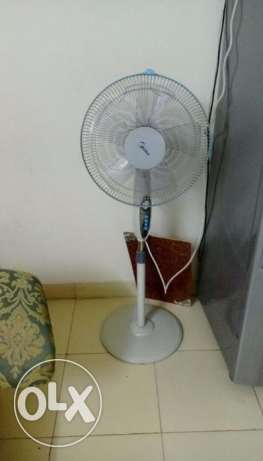 House hold items (Fan+cylinder+stove+mixie+iroing board+airtel D TVetc