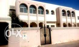 for executive bachelor- unfurnished 5 bed villa at new salata
