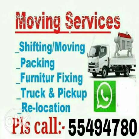 Qatar Professional relocation,carpentery,packing/Unpacking Services