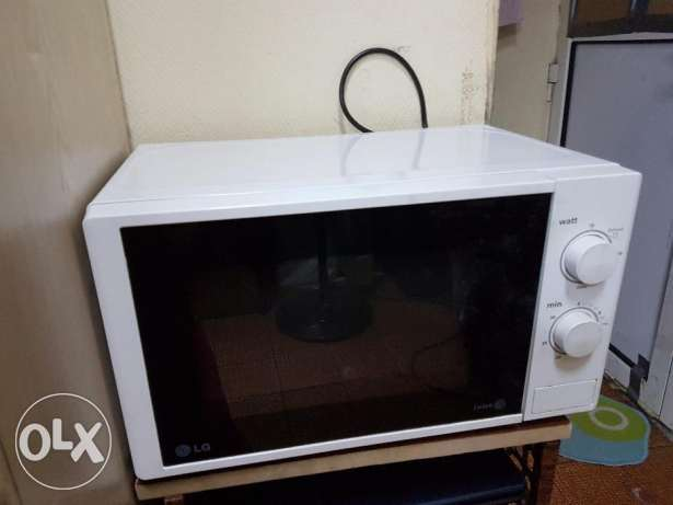 LG micro wave oven