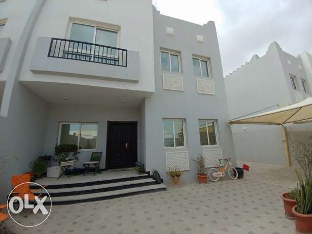 Villa Rent at Thumama Near Grand Mart 4 Family ( Brand New)