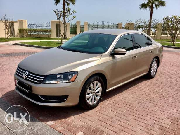 VW Passat 2015 - Like New!