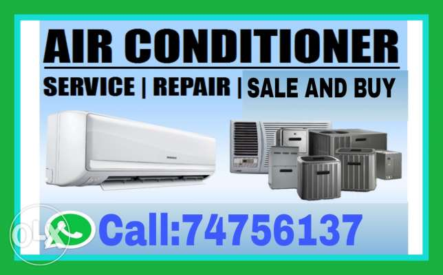 A/C Sale and Service,Repair. Low price