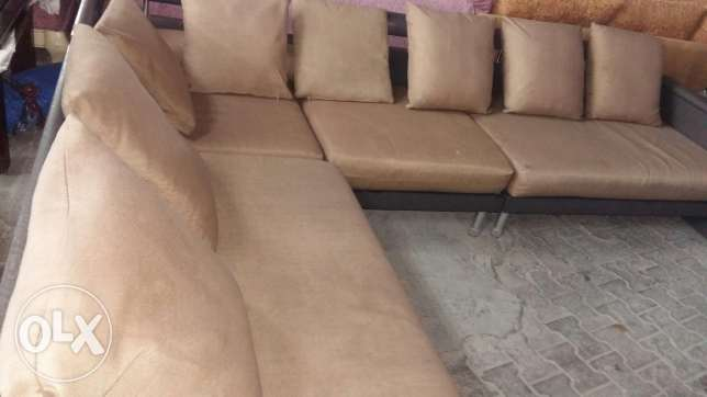 For sale L sofa 4 pices