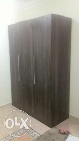 Perfect as New - 9 month used wardrobe - 180x 220x60 cm