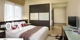 Monthly Rent-2-BR Flat in AL Nasr,Gym,Pool,No Commission