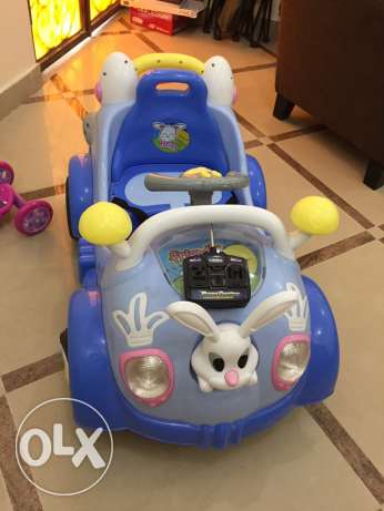 Electric Baby Car Toy