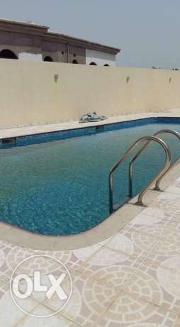 Villa for rent in gharafa