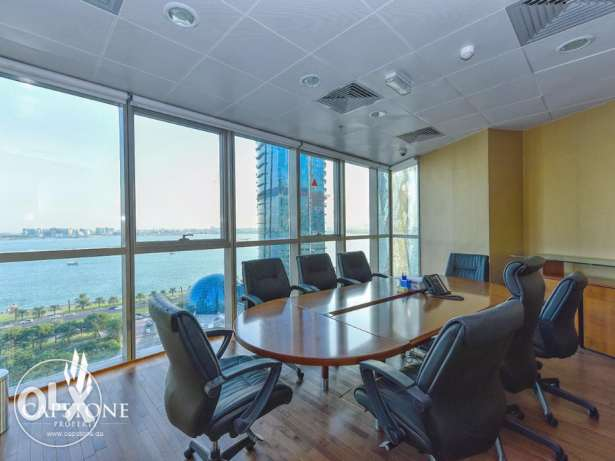F/F Office with Amazing Sea View