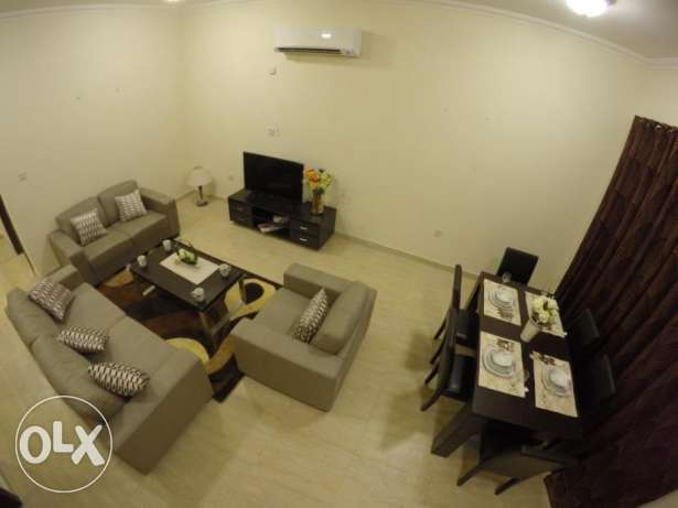 MUAC1 - Fully Furnished 1 Bed Apartments near Villagio (All Inclusive)
