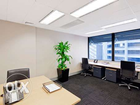 Furnished Offices in Qatar
