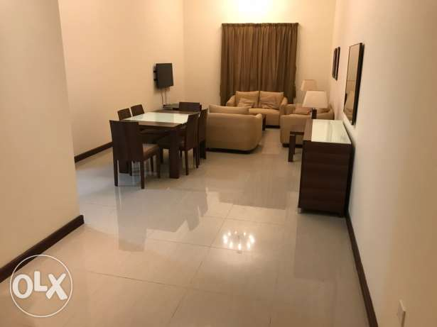 &Flat Fully Furnished in al saed&