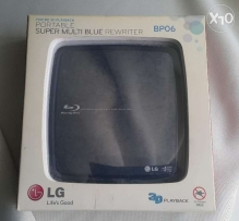 LG Portable Super Multi Blu Re-writer