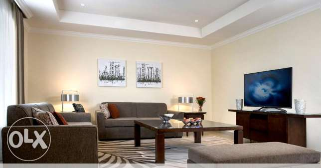 Luxury Fully Furnished Apartments in Porto Arabia Pearl Qatar