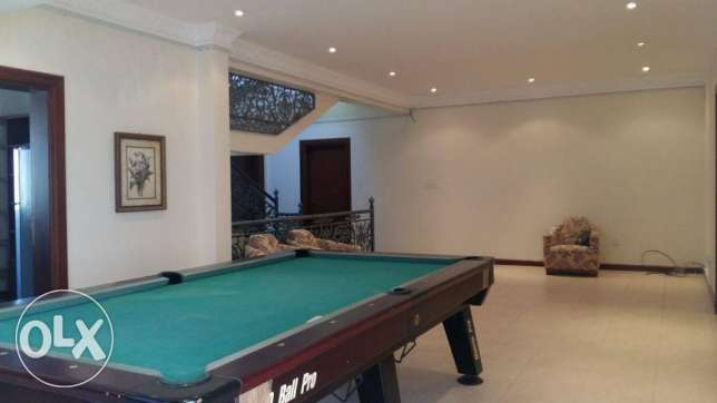 Fully Furnished Massive 1 Bedroom Villa Apartment With Pool In Dafna الدفنة -  5