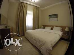 FF&Brand new 01BHK luxury - Doha Jadeeda,