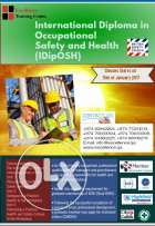 Study all safety courses here in Qatar