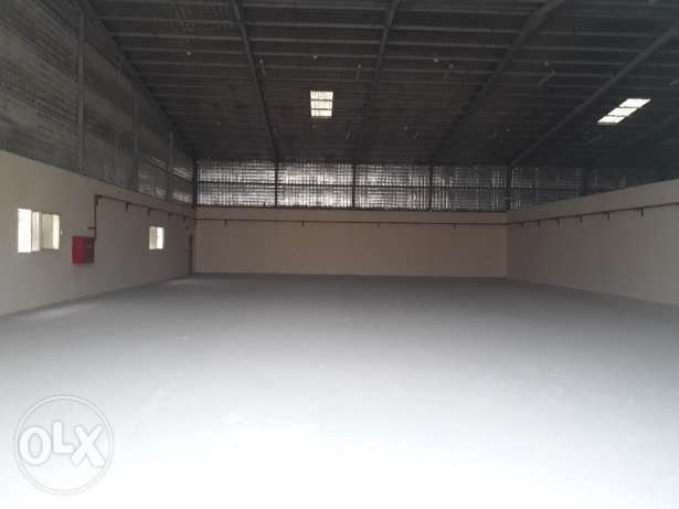 Brand New warehouse for Rent at industrial area Qatar
