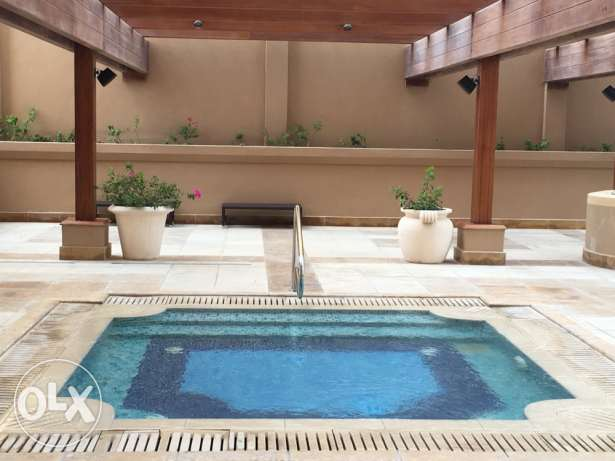 stunning furnished one bedroom in the pearl الؤلؤة -قطر -  6