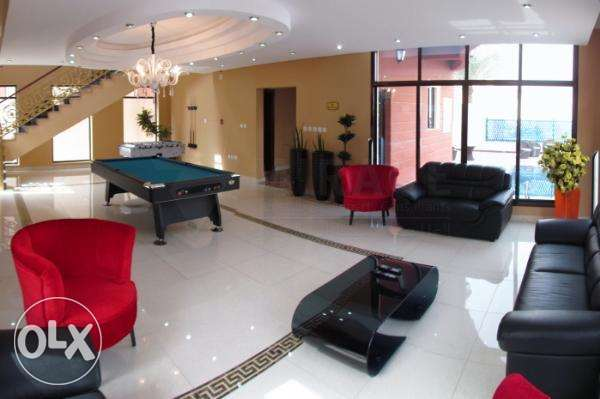 1-Bedroom Fully-furnished Apartment in [Muaither] معيذر -  1