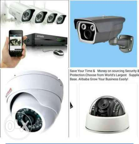 all kinds of satellite cctv please call me