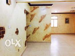 beautiful unfurnished 2 bedroom apartment in al sadd...for family