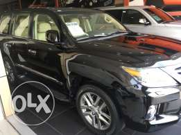 lexus LX 570 black no paint 2013