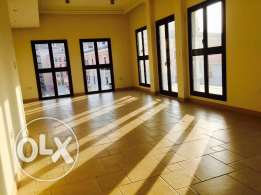 QQAA - Canal Facing of 3 Bedroom with Balcony in Qanat Quartier