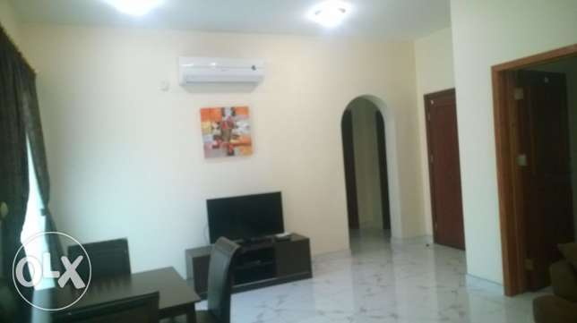 elegant type two bedroom fully furnished in Ain Khalid