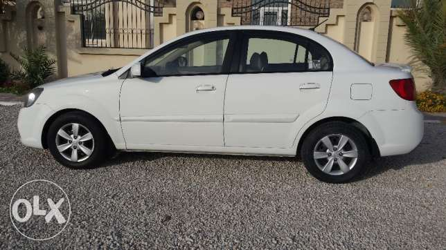 Kia Rio 2010- Slightly Negotiable