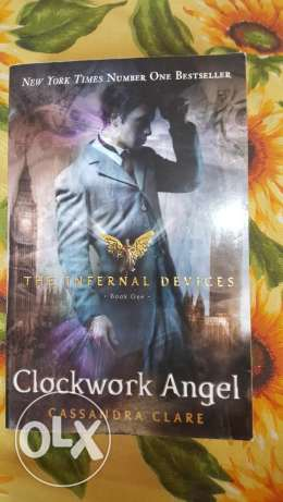 The Clockwork Angel ( Cassandra Clare Book )