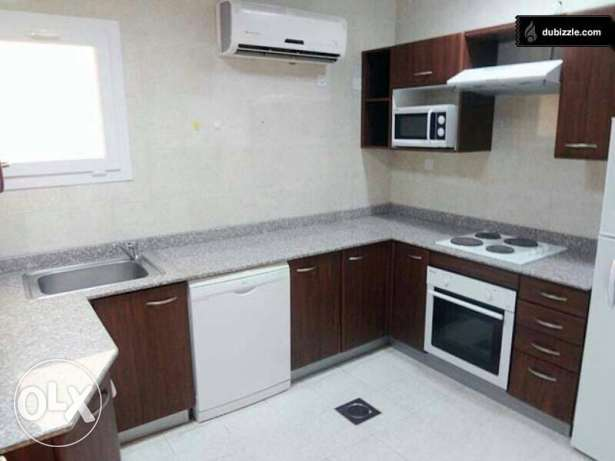 FF 3-BR Apartment in AL Nasr,+1-Free Month,Gym,Pool