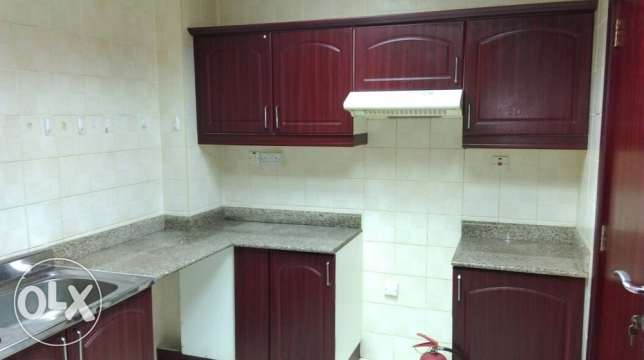 Flat for rent in Al Mansoura Semi-Furnished
