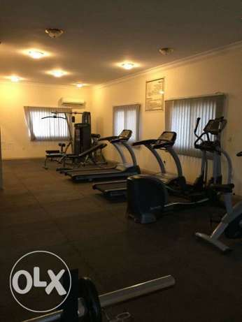 SF 4-BHK Villa in Ain Khaled,Pool,Gym,Tennis,Basketball,+Free Month