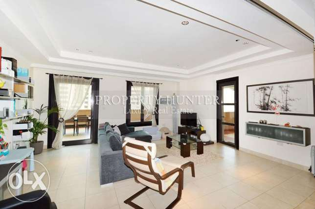 Luxury 3+Maid Apartment in Porto Arabia