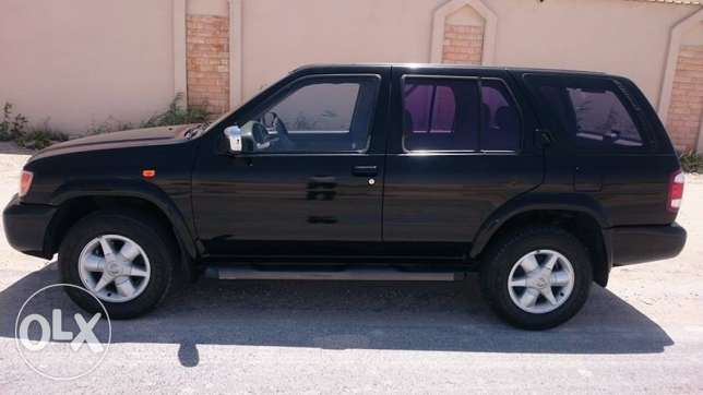 Nissan Pathfiner 2005 Good Condition
