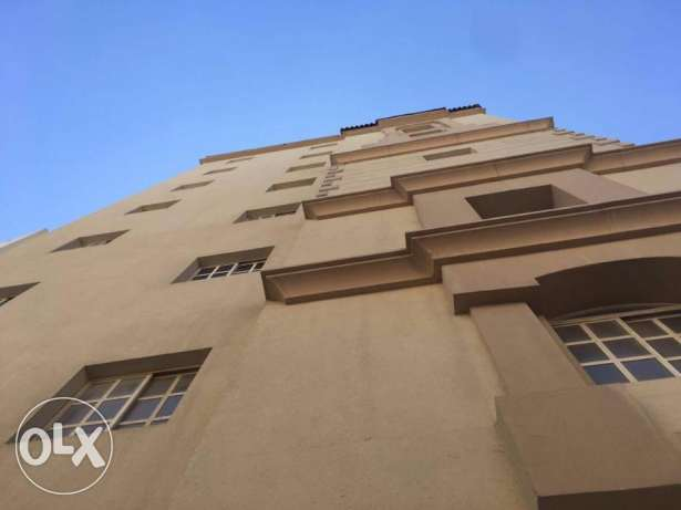 2 Bedroom Unfurnished flat in center of the city in Bin Mahmoud