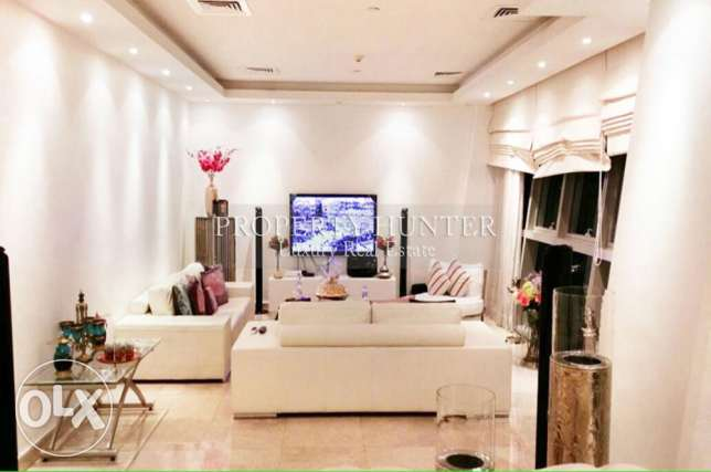 2BR + Maid Fully Furnished in Zig Zag Tower B