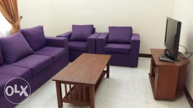 Spacious1bhk furnished Apartment for Rent in Musherib