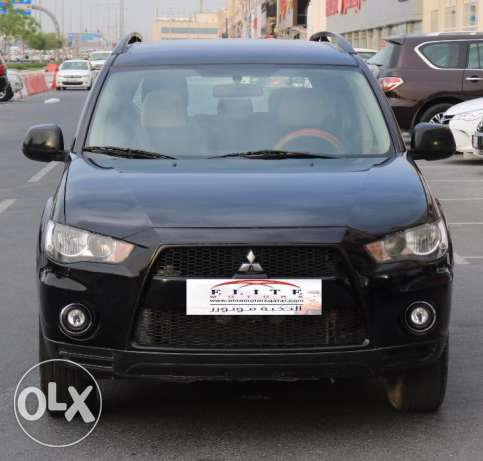 Mitsubishi - Outlander Model 2011