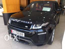 //Range Rover EVOQUE 2016 ONLY 735 KM//