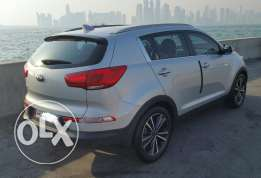 Kia Sportage 2016 2.4L Full Option With Highest Specification