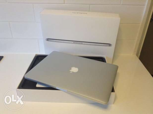 brand new apple macbook