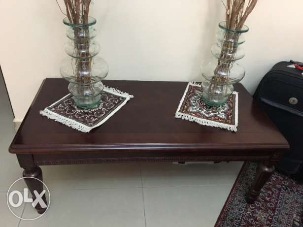 Set of Wooden tables