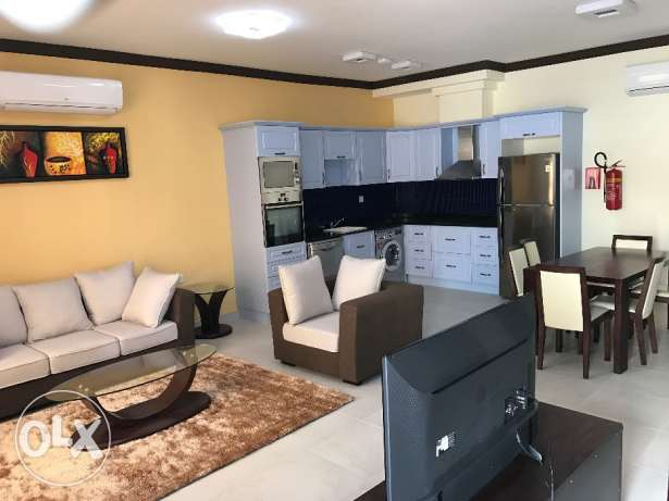 2 bedrooms brandnew compound apartments fully furnished in messilah