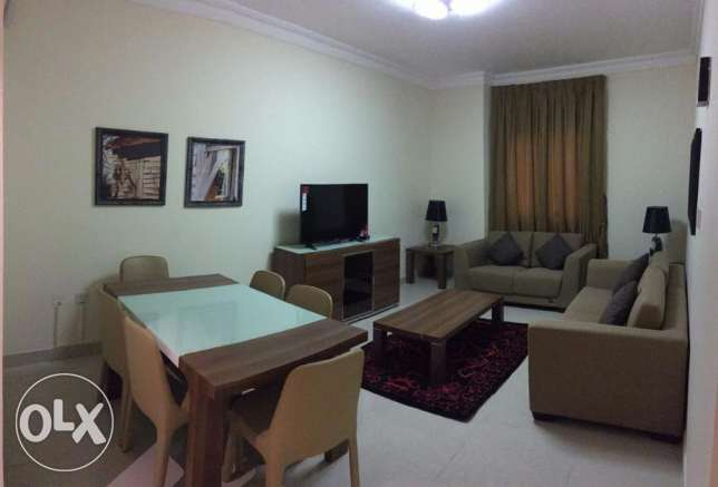 1 BHK Fully Furnished Apartment Flat For Rent In Umm Ghuwalina