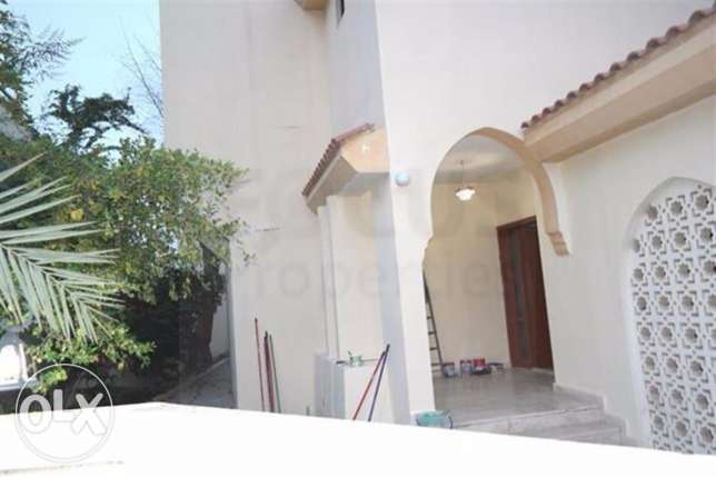 4 BHK Two Strory Compound Villa With Back yard At Old Airport